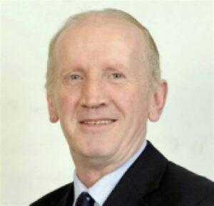 Cllr Brian McKenna