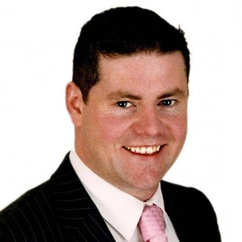 Cllr Seamus O'Domhnail